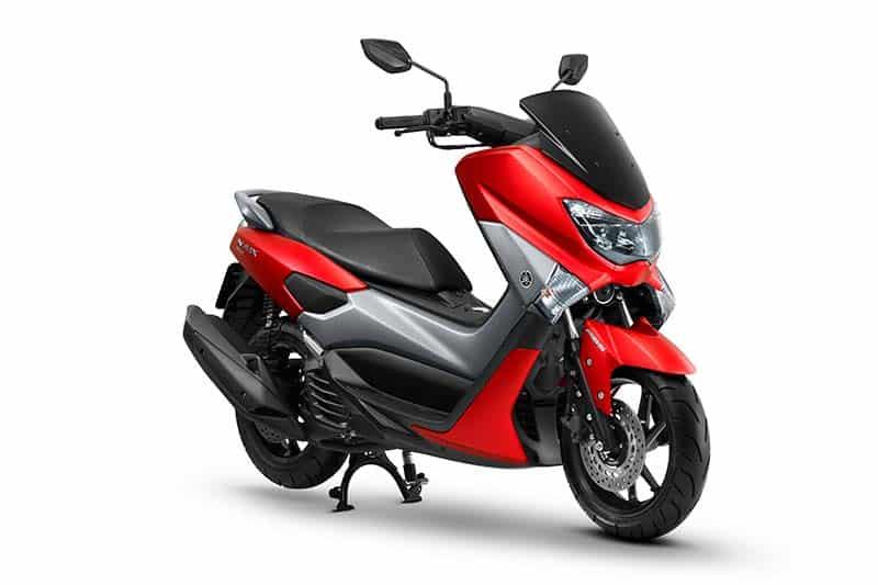 เปิดสีใหม่ YAMAHA NMAX 155cc  เสริมความหรูหรา นำพาความเร้าใจ | MOTOWISH 2