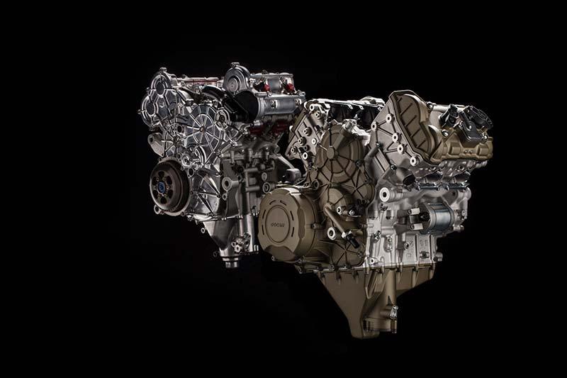 Ducati ยืนยันใส่เครื่องตัวแรง V4 ใน Multistrada แต่ยังไม่มาปีนี้ | MOTOWISH 2
