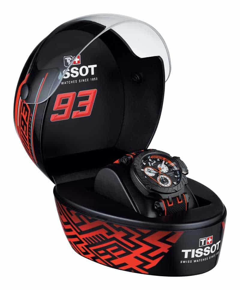 TISSOT สุดยอดนาฬิกาจับเวลาอย่างเป็นทางการ MotoGP 2019 ชวนแฟนคลับเชียร์ลั่นบุรีรัมย์   MOTOWISH 6