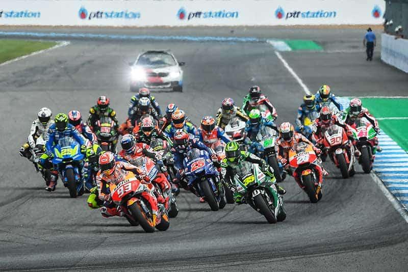 TISSOT สุดยอดนาฬิกาจับเวลาอย่างเป็นทางการ MotoGP 2019 ชวนแฟนคลับเชียร์ลั่นบุรีรัมย์   MOTOWISH 2