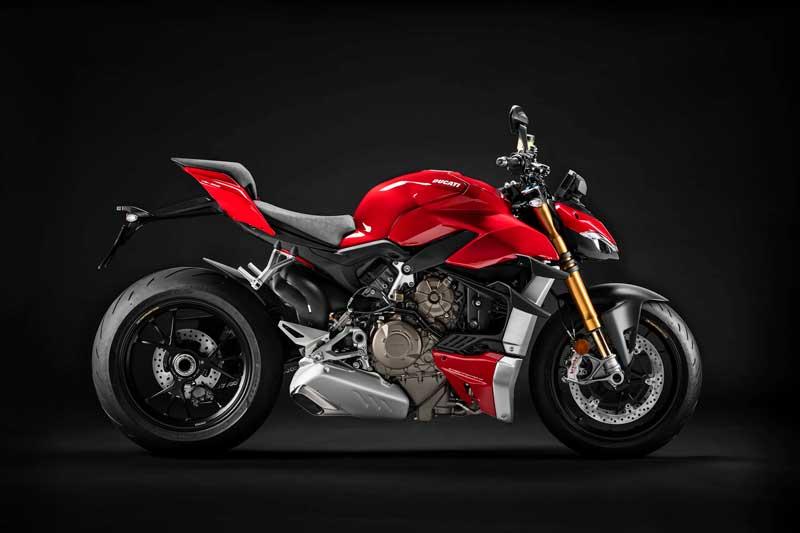 เปิดตัว Ducati Streetfighter V4 และ V4S  2020 อย่างเป็นทางการ รถเน็คเก็ต DNA ซูเปอร์ไบค์   MOTOWISH 4