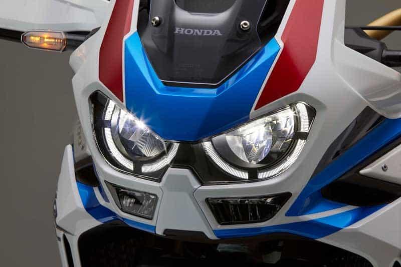 เปิดสเปค Honda Africa Twin 2020 CRF1100L ที่สุดของรถแอดเวนเจอร์สปอร์ตทัวร์ริ่ง | MOTOWISH 12
