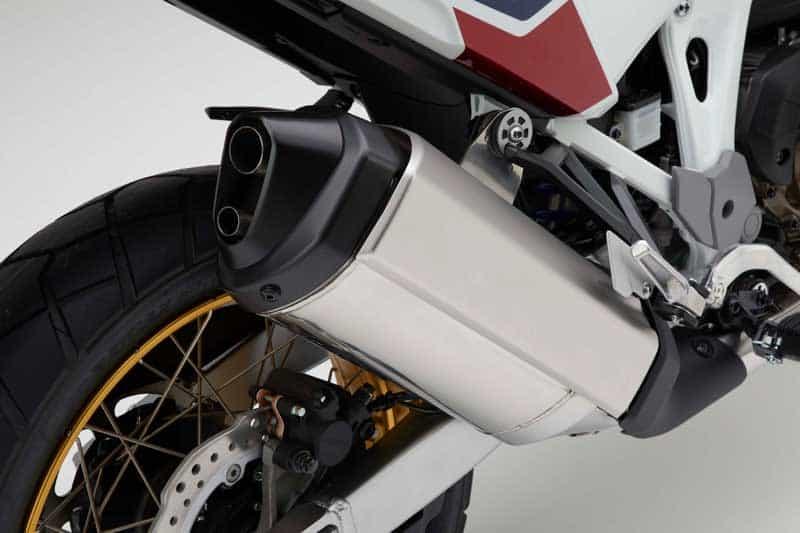 เปิดสเปค Honda Africa Twin 2020 CRF1100L ที่สุดของรถแอดเวนเจอร์สปอร์ตทัวร์ริ่ง | MOTOWISH 15