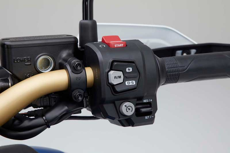 เปิดสเปค Honda Africa Twin 2020 CRF1100L ที่สุดของรถแอดเวนเจอร์สปอร์ตทัวร์ริ่ง | MOTOWISH 7