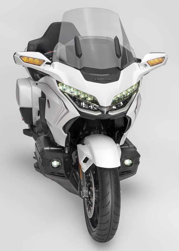 Honda Goldwing 2020 ทัวริ่งไบค์ ได้รับการอัปเดต รวมถึงปรับปรุงหัวฉีดน้ำมัน และสีใหม่ | MOTOWISH 1
