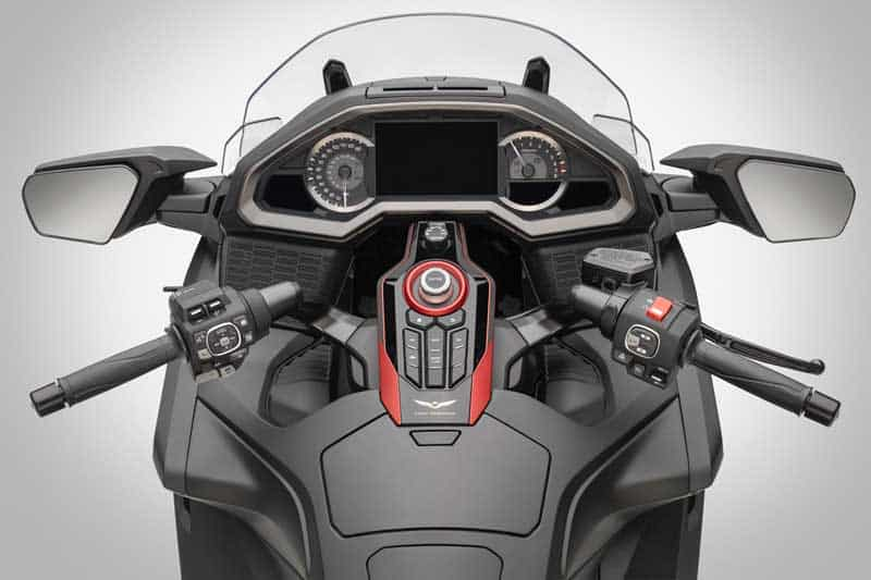 Honda Goldwing 2020 ทัวริ่งไบค์ ได้รับการอัปเดต รวมถึงปรับปรุงหัวฉีดน้ำมัน และสีใหม่ | MOTOWISH 2