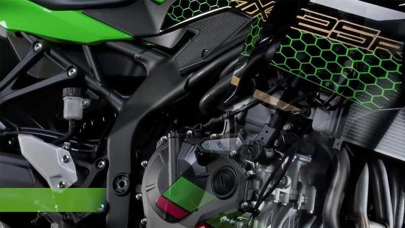 เปิดตัว Kawasaki Ninja ZX-25R เครื่องยนต์ 4 สูบ 250 ซีซี อย่างเป็นทางการในงาน Tokyo Motor Show   MOTOWISH 1