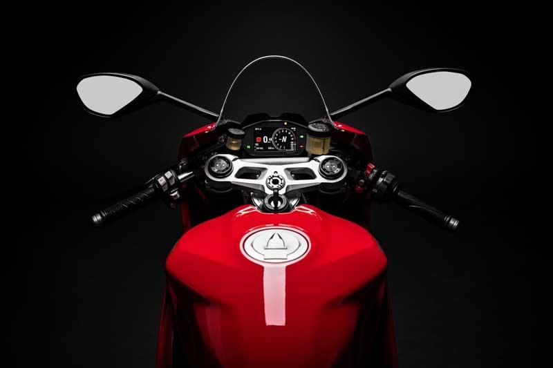 "Ducati เปิดตัว ""Panigale V2 2020"" ถอดแบบความเท่ ตามรุ่นพี่ V4 | MOTOWISH 7"