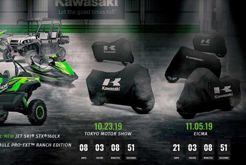 Kawasaki มีคิวเปิดตัวรถจักรยานยนต์ใหม่ 5 รุ่น คาดมี ZX-10RR 2020 รวมอยู่ด้วย | MOTOWISH 2