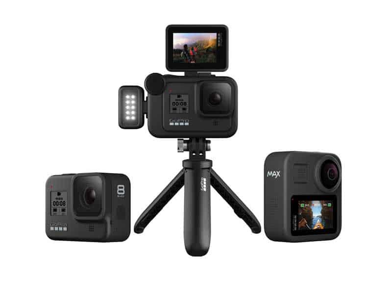 โกโปร (GoPro) เปิดตัว HERO 8 Black, Mods และ MAX อะไรๆ ก็สร้างได้ เพียงมีกล้อง | MOTOWISH 1