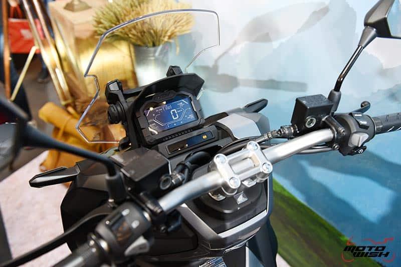 เปิดตัวปั๊บ รับรถเลย New Honda ADV150 สตรีทแอดเวนเจอร์ไบค์ ราคาไม่ถึงแสน | MOTOWISH 9
