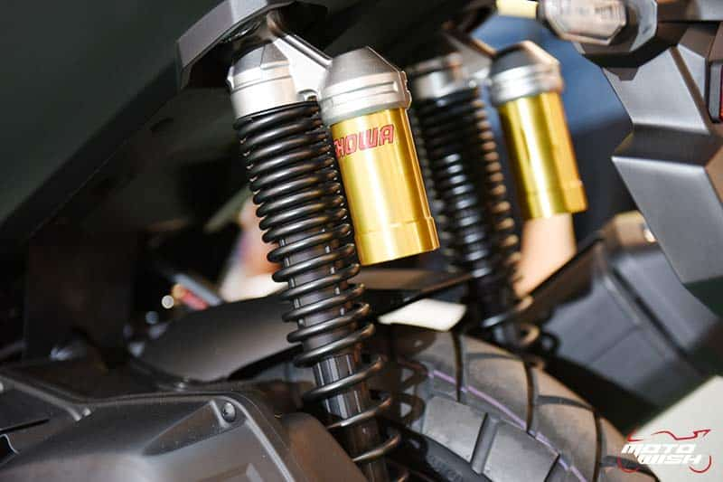 เปิดตัวปั๊บ รับรถเลย New Honda ADV150 สตรีทแอดเวนเจอร์ไบค์ ราคาไม่ถึงแสน | MOTOWISH 5