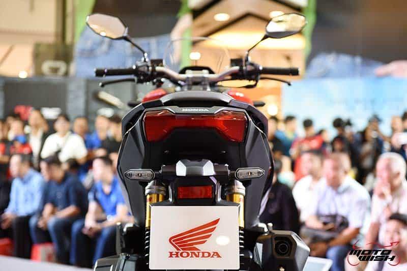เปิดตัวปั๊บ รับรถเลย New Honda ADV150 สตรีทแอดเวนเจอร์ไบค์ ราคาไม่ถึงแสน | MOTOWISH 4