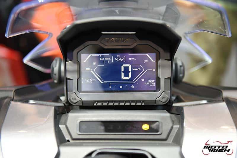 เปิดตัวปั๊บ รับรถเลย New Honda ADV150 สตรีทแอดเวนเจอร์ไบค์ ราคาไม่ถึงแสน | MOTOWISH 3