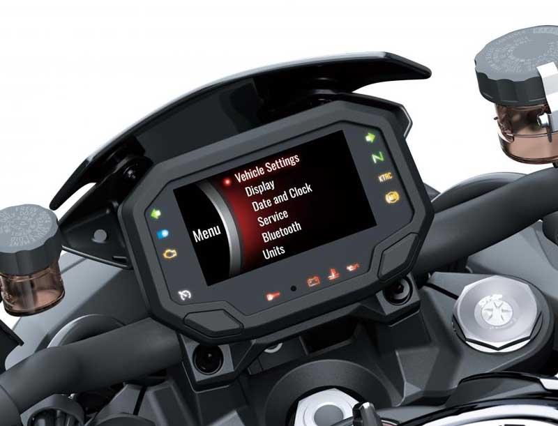 เปรียบเทียบสเปค Kawasaki Z H2 VS Ducati Streetfighter V4   MOTOWISH 3