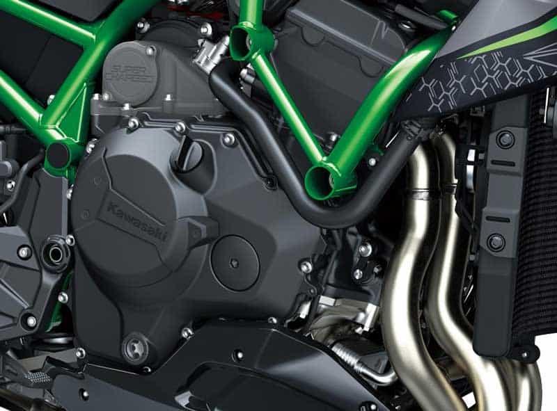 เปรียบเทียบสเปค Kawasaki Z H2 VS Ducati Streetfighter V4   MOTOWISH 4