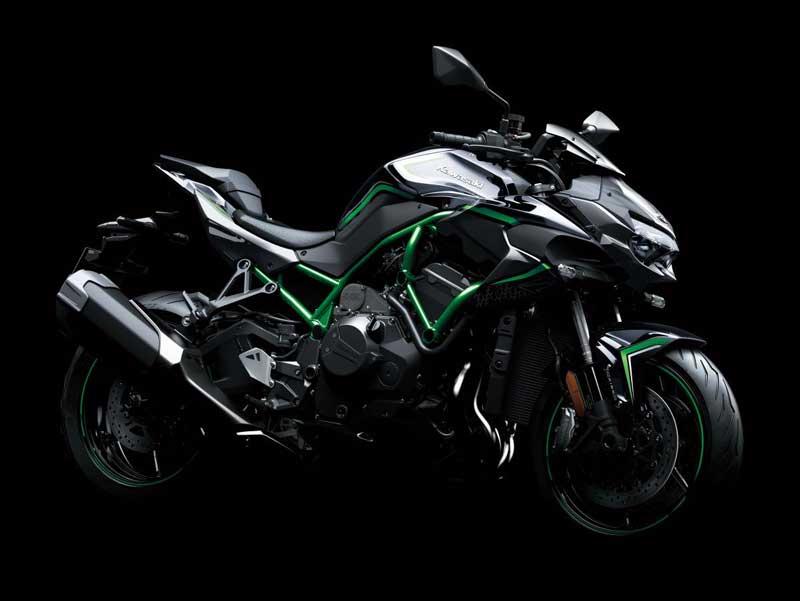 สิ้นสุดการรอคอย เปิดตัว Kawasaki Z H2 อย่างเป็นทางการ พร้อมรายละเอียดอัดแน่น   MOTOWISH 3