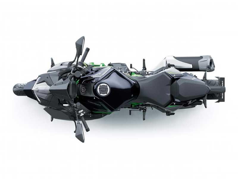 เปรียบเทียบสเปค Kawasaki Z H2 VS Ducati Streetfighter V4   MOTOWISH 6