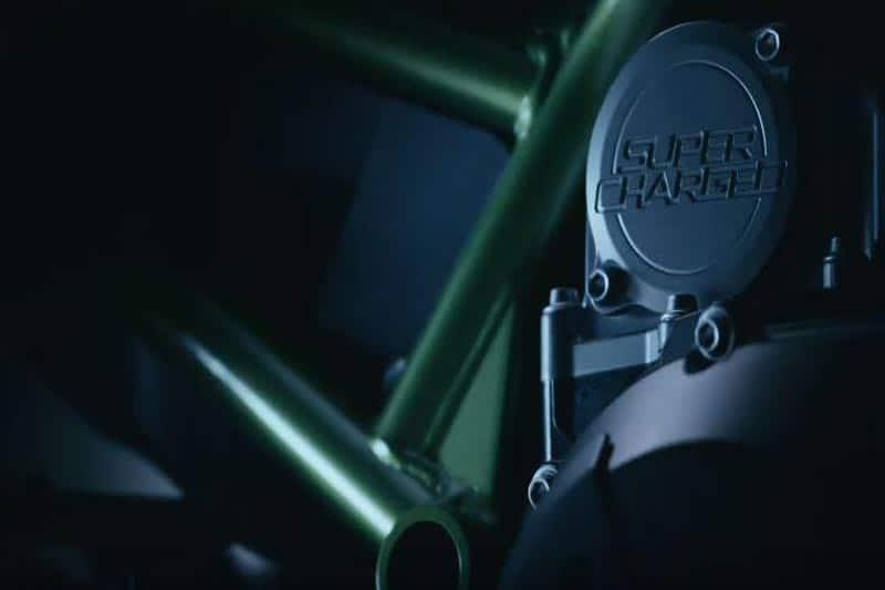 เบาะแสเพิ่มเติมเทคโนโลยีซูเปอร์ชาร์จ คาดนำมาใส่ใน Kawasaki Z1000 | MOTOWISH 1