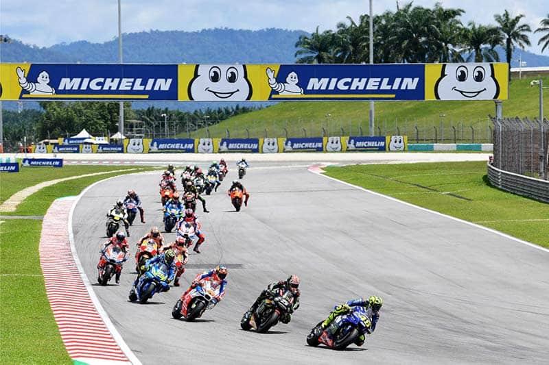 ตารางเวลาพร้อมลิงค์ ถ่ายทอดสดการแข่งขัน MotoGP 2019 ณ แดนเสือเหลือง สนามที่ 18 Malaysian GP | MOTOWISH