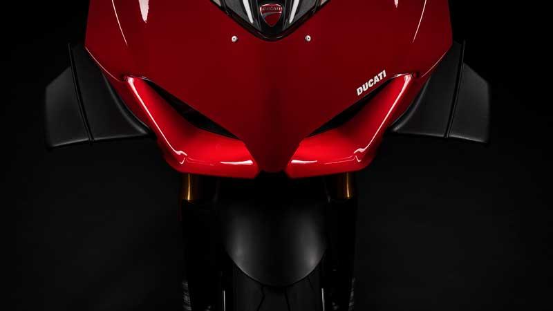 """""""New Ducati Panigale V4 2020"""" เปิดตัวอย่างเป็นทางการ พร้อมยกชิ้นส่วนจาก """"V4R"""" มาใส่   MOTOWISH 2"""