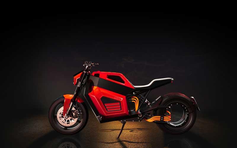 RMK E2 จักรยานยนต์ไฟฟ้าล้อไร้ดุม ลงทดสอบบนถนนจริง ก่อนผลิตจำหน่ายอย่างเป็นทางการ | MOTOWISH 1