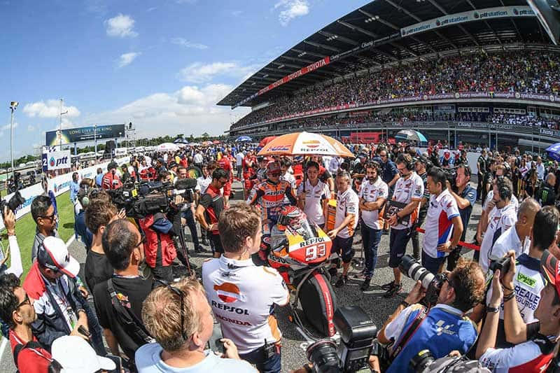 PTT Thailand Grand Prix 2019 ยอดผู้เข้าชม 226,655 คน สร้างสถิติใหม่ สูงขึ้นกว่าเดิม!! | MOTOWISH 2