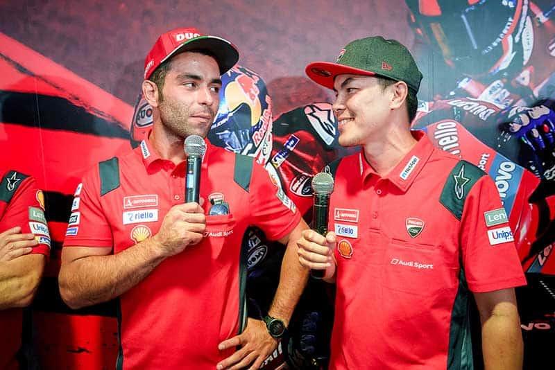 ดูคาติไทยแลนด์ ต้อนรับแฟนพันธุ์แท้จากทั่วโลก ยกความเอ็กซ์คลูซีฟ มอบประสบการณ์ความมันส์ใน MotoGP 2019 | MOTOWISH 3