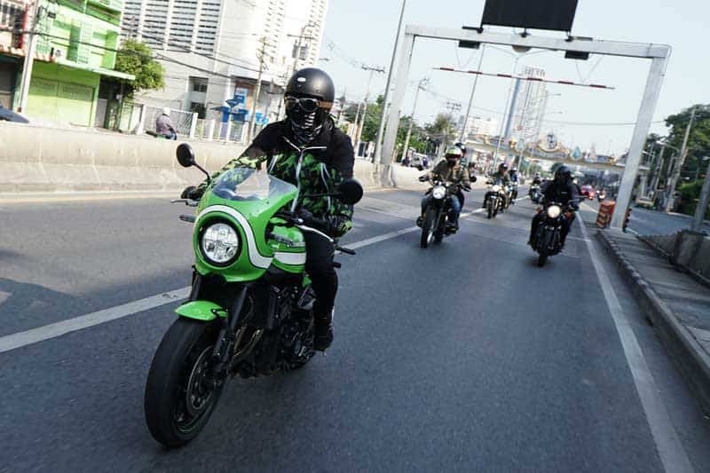 Kawasaki Green Day คาวาซากิชวนลูกค้าทำดีเพื่อถวายในหลวง | MOTOWISH 2