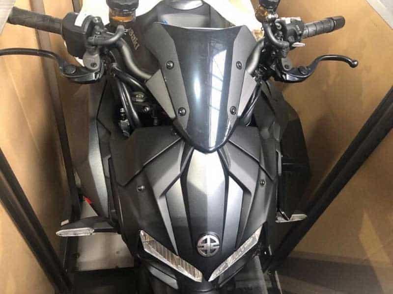 ภาพหลุด Kawasaki Z H2 ก่อนจะนำไปเปิดตัวงาน Tokyo Motor Show ปลายเดือนตุลาคมนี้ | MOTOWISH 6