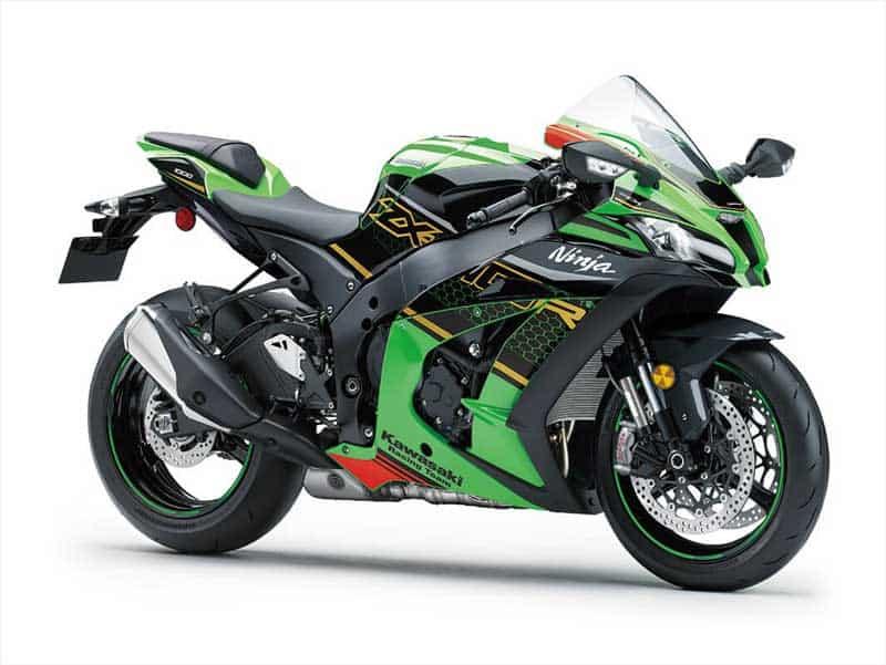 Kawasaki เตรียมเปิดตัว Ninja ZX-10R และ Ninja ZX-6R 2020 เพิ่มสีใหม่ลายตัวแข่ง | MOTOWISH 4