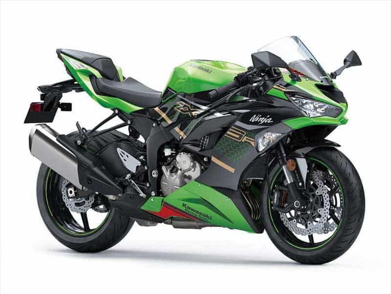 Kawasaki เตรียมเปิดตัว Ninja ZX-10R และ Ninja ZX-6R 2020 เพิ่มสีใหม่ลายตัวแข่ง | MOTOWISH 1