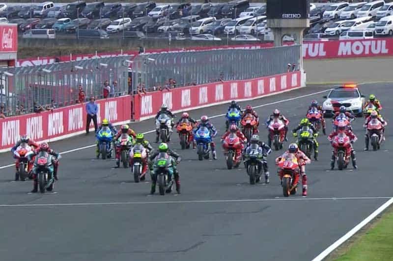 ย้อนหลังการแข่งขัน MotoGP 2019 สนามที่ 16 JapaneseGP มาร์เกซ โชว์ฟอร์มแชมป์โลกอีกครั้ง | MOTOWISH