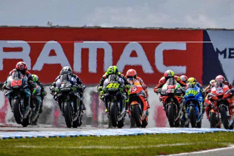 ย้อนหลังการแข่งขัน MotoGP 2019 สนามที่ 17 AustralianGP รอสซี่ขึ้นนำช่วงต้น แต่จบเกมส์ด้วยมาร์เกซ อีกแล้วว!! | MOTOWISH
