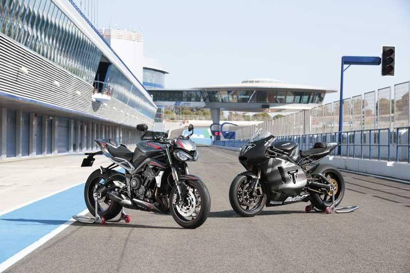 Triumph เปิดตัว Street Triple RS 2020 อย่างเป็นทางการ พร้อมยกเทคโนโลยีเครื่องยนต์มาจาก Moto2 | MOTOWISH 7