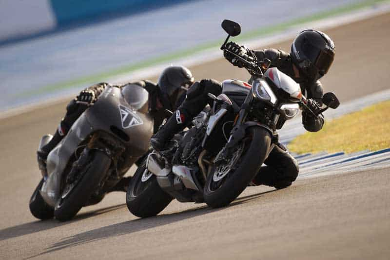 Triumph เปิดตัว Street Triple RS 2020 อย่างเป็นทางการ พร้อมยกเทคโนโลยีเครื่องยนต์มาจาก Moto2 | MOTOWISH 8
