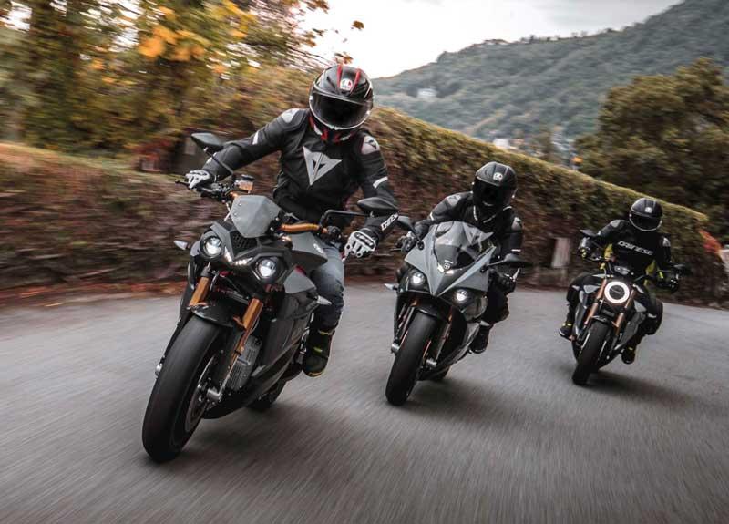 "Energica เปิดตัวรถจักรยานยนต์ไฟฟ้ารุ่นใหม่ ""Ego+"", ""Eva EsseEsse 9+"" และ ""Eva Ribelle"" แบตเตอรี่อึดกว่าเดิม   MOTOWISH 2"