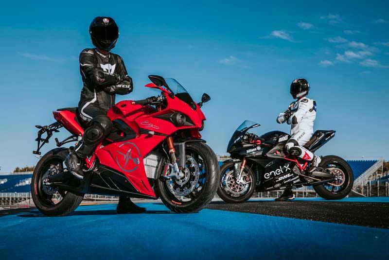 "Energica เปิดตัวรถจักรยานยนต์ไฟฟ้ารุ่นใหม่ ""Ego+"", ""Eva EsseEsse 9+"" และ ""Eva Ribelle"" แบตเตอรี่อึดกว่าเดิม | MOTOWISH 3"