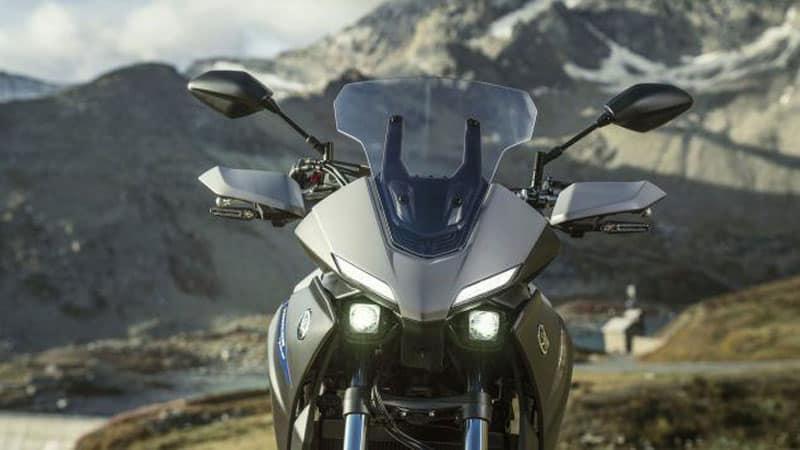 """Yamaha เปิดตัวสปอร์ตทัวร์ริ่งแอดเวนเจอร์ไบค์ """"New Tracer 700 2020"""" พลิกโฉมใหม่ให้ล้ำกว่าเดิม   MOTOWISH 2"""