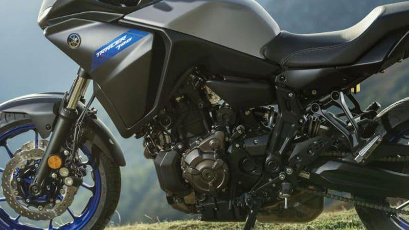 """Yamaha เปิดตัวสปอร์ตทัวร์ริ่งแอดเวนเจอร์ไบค์ """"New Tracer 700 2020"""" พลิกโฉมใหม่ให้ล้ำกว่าเดิม   MOTOWISH 3"""