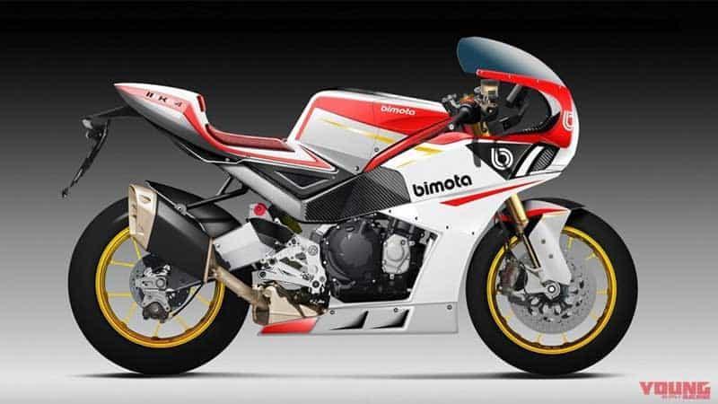 "Bimota ในร่มเงา Kawasaki โปรเจคต่อไป เรโทรไบค์ ""KB4"" ขนเครื่องยนต์ Ninja 1000 ใส่เต็มลำ | MOTOWISH 2"