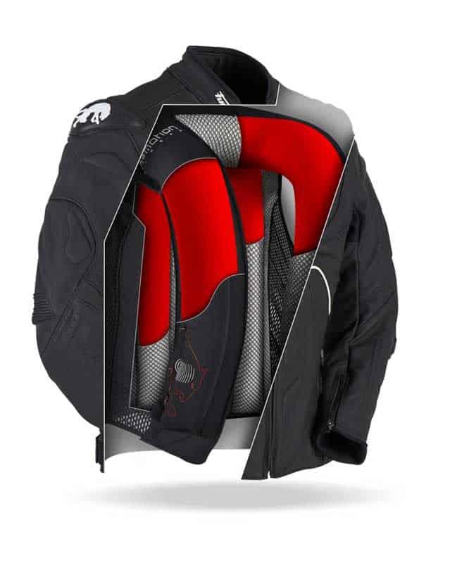 """Furygan เปิดตัวระบบถุงลมนิรภัย """"Fury Airbag"""" ที่ใส่กับเสื้อแจ็คเก็ตของเหล่าไบค์เกอร์ และถอดเก็บได้   MOTOWISH 3"""