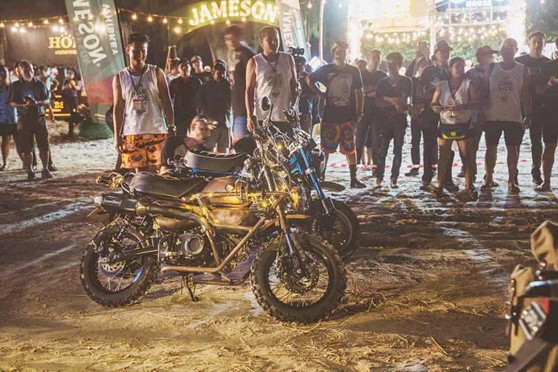 CUB House รวมพลคนมีสไตล์พา Monkey และ C125 ไปสัมผัสประสบการณ์ Moto Lifestyle สุดชิลริมทะเลหัวหิน | MOTOWISH 3