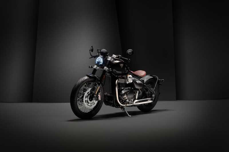 Triumph เปิดตัว New Bobber TFC 2020 อย่างเป็นทางการ มีเพียง 750 คันทั่วโลก | MOTOWISH 2
