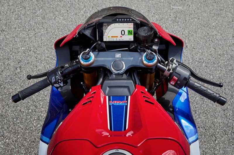 เผยโฉม All New Honda CBR 1000RR-R และ SP 2020 แรงม้าสูงสุดถึง 214 ตัว!! พร้อมรายละเอียด | MOTOWISH 8
