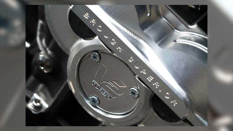 "Aston Martin จับมือ Brough Superior เปิดตัวรถรุ่น ""AMB 001"" ประกอบมือ มีเพียง 100 คันในโลก | MOTOWISH 5"