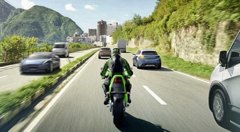 Kawasaki ยืนยัน ระบบช่วยการขับขี่ขั้นสูงในรถจักรยานยนต์ กำลังจะถูกติดตั้งในอนาคตอันใกล้   MOTOWISH 1