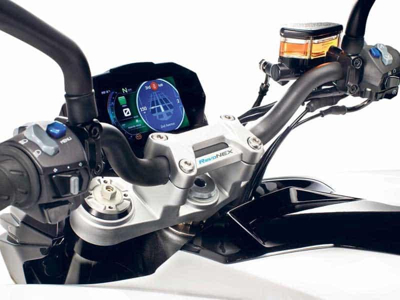 Kymco RevoNEX เน็คเก็ตไบค์ไฟฟ้า เตรียมเปิดตัวปี 2020 มาพร้อมเกียร์ และโหมดปรับความดังเสียงเครื่องยนต์ | MOTOWISH 2