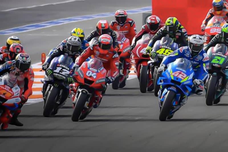 ย้อนหลังการแข่งขัน MotoGP 2019 สนามที่ 19 ValenciaGP สนามปิดฉากสุดท้ายของปี ล้มกระจาย!! | MOTOWISH