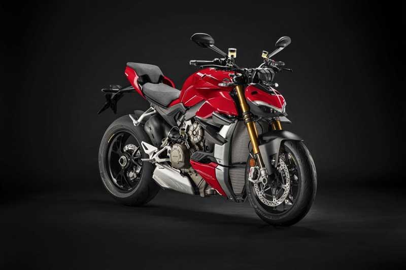 ลือ Ducati เตรียมให้กำเนิด Streetfighter V2 หลังจากเปิดตัวสปอร์ตไบค์ Panigale V2 ไปแล้ว | MOTOWISH 2